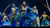 Bollywood-Filme spielen jetzt in Polen