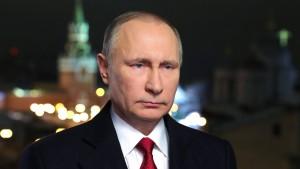 Geheimdienste: Putin soll Wahlbeeinflussung angeordnet haben