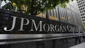 JP Morgan Chase macht in drei Monaten 8 Milliarden Euro Gewinn