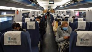 Bürger fordern Reiseverbot