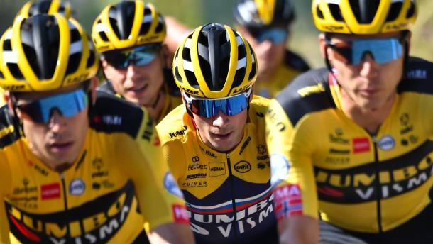 So trotzt die Tour de France Corona