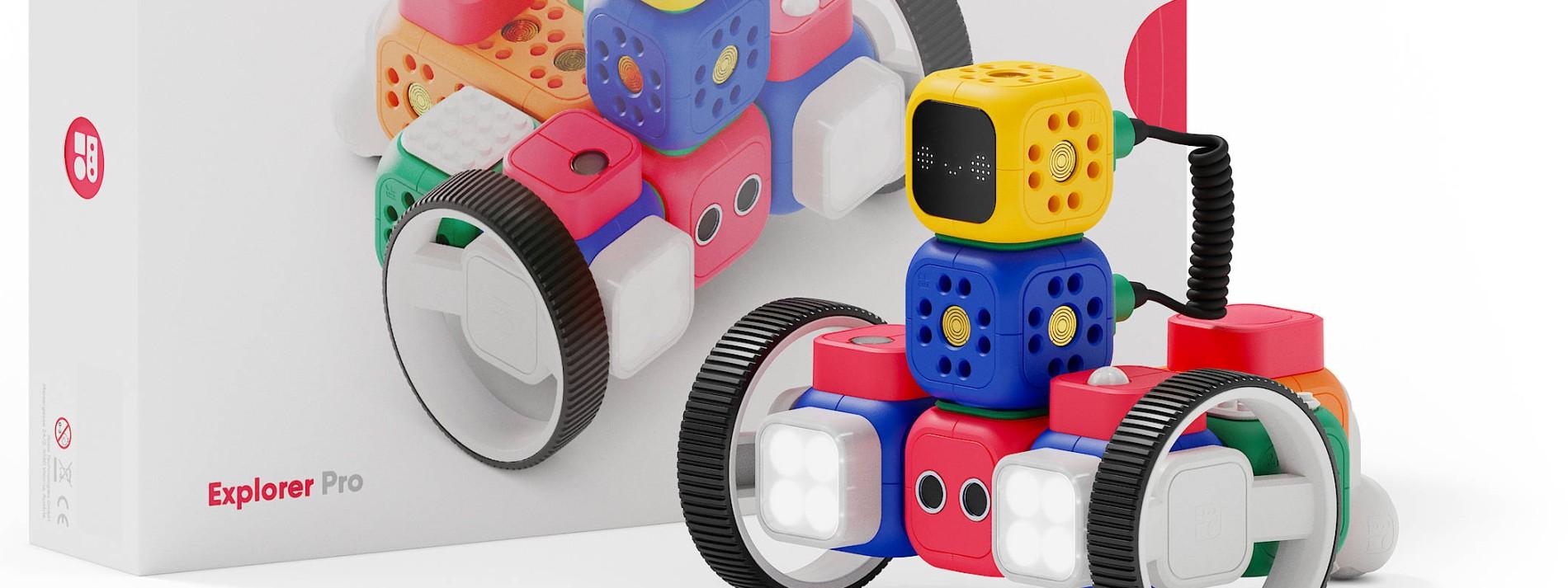 Roboter sind ein Kinderspiel