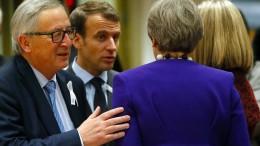 """""""Künftiger Kommissionspräsident darf nicht ausgekungelt werden"""""""