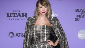 Mann nach Einbruchsversuch bei Taylor Swift festgenommen