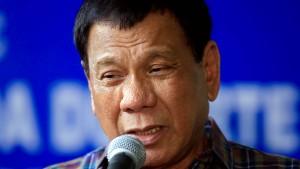 Präsident Duterte so beliebt wie nie