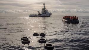 Salvini weist Vorschlag zur Flüchtlingsverteilung zurück