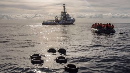 276 Menschen aus dem Mittelmeer gerettet