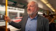 Alter ist keine Schande: In Wien war der Autor als Senior unterwegs – in Frankfurt hat er noch zwei Jahre Gnadenfrist.