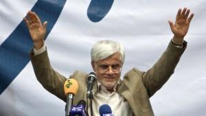 Reformer Aref zieht Kandidatur zurück
