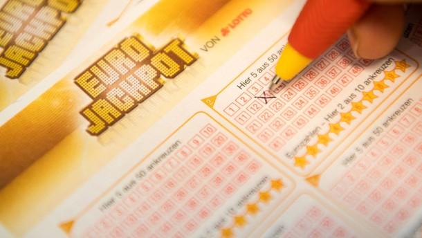 Lotto-Hessen sucht Millionen-Gewinner