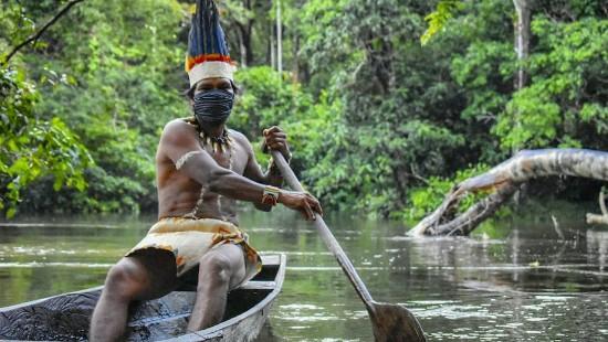 Coronavirus bedroht Amazonas-Ureinwohner