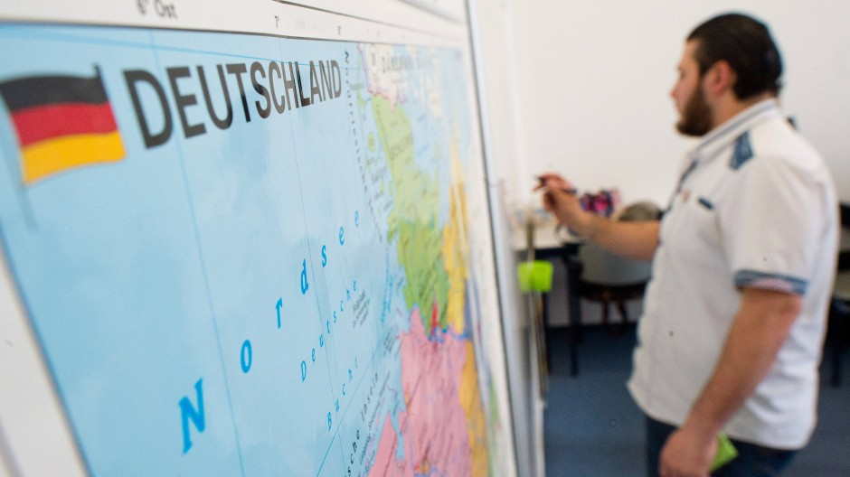 Braucht es eine Kurspflicht für Migranten?