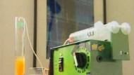 Injektionsautomat zur Selbsttötung