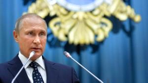 Aleppo ist nur eine Etappe auf Putins Weg