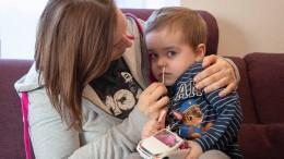 Kinder sind sechs Tage nach Covid-Erkrankung wieder gesund
