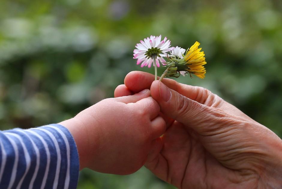 Am Muttertag werden die Mütter gefeiert. 1,5 Millionen von ihnen sind alleinerziehend.