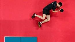 Ovtcharov verliert Krimi gegen Ma Long im Halbfinale