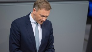 Die beschämte FDP