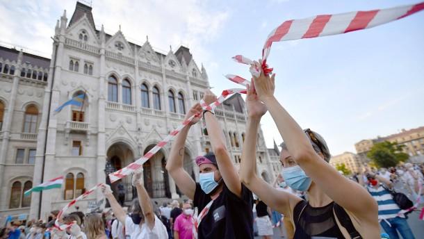 Der Hoffnungsschimmer des Protests