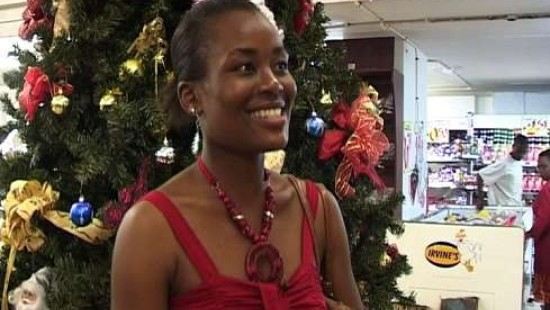 Weihnachtslaune in Zimbabwe