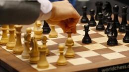 Aufstand der Schach-Nationalspieler