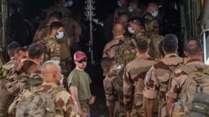 Verhandelt Malis Regierung mit russischen Söldnern?