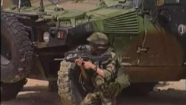 Selbstmordanschlag auf Isaf-Konvoi
