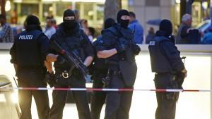 Seehofer: Ohne Sicherheit gibt es keine Freiheit