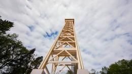 Neuer Goetheturm soll sicherer und stabiler werden