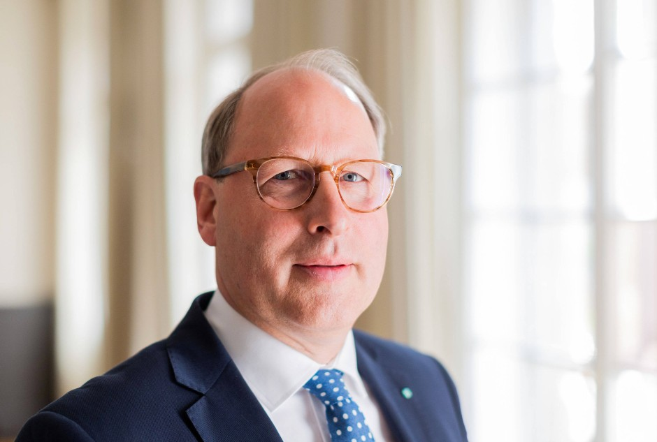 Stefan Genth, Hauptgeschäftsführer des Handelsverbandes Deutschland (HDE), wirbt für einen fairen Umgang der Vermieter mit den Händlern.