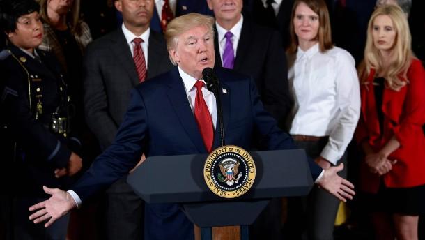 Legt sich Trump mit der Pharmabranche an?