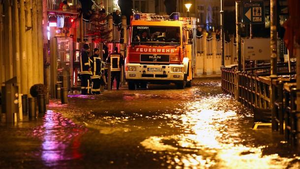 Stärkste Ostsee-Sturmflut seit zehn Jahren