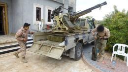 Darum geht es im Libyen-Konflikt