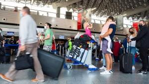 Corona-Testpflicht für Reisende wohl ab 1. August