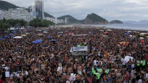 In Rio beginnt der Karneval