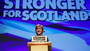 Balsam für die schottische Parteiseele