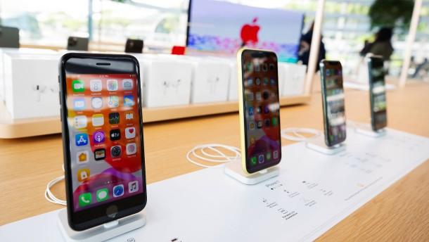 Das lange Warten auf Apples 5G-iPhone