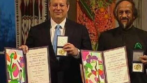 Al Gore appelliert an Klimagipfel: Es ist wie ein Krieg