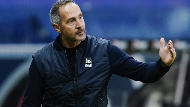 Eintracht Frankfurts Wille zur Wende