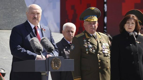 """Polen wirft Belarus nach Flugumleitung """"Staatsterrorismus"""" vor"""