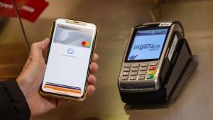 Verbraucher offener für Dienste von Finanz-Start-ups