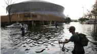 """New Orleans ist noch nicht wieder the Big Easy"""""""
