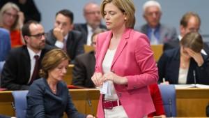 CDU will Misstrauensantrag gegen Dreyer stellen