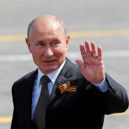 Will, dass sein Zeitplan eingehalten wird: Russlands Präsident Putin