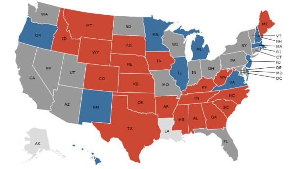 Amerika Wahlen Aktuell