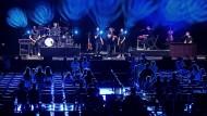 Musikgenuss im Dienste der Forschung: Das Konzert des Sängers Tim Bendzko, das im August 2020 in Leipzig stattfand, wurde nun vollständig ausgewertet.