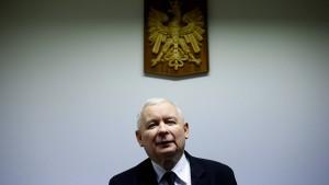 Kaczynski greift nach der Richterschaft