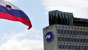 Slowenien fürchtet, Rettungskandidat zu werden