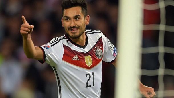 Löw holt Gündogan zurück ins DFB-Team