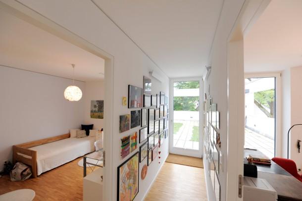 Bilderstrecke zu: Neue Häuser (9): Schmuck und edel - Bild 3 von 8 - FAZ